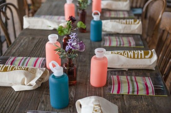 goodies + bkr bottles | designlovefest