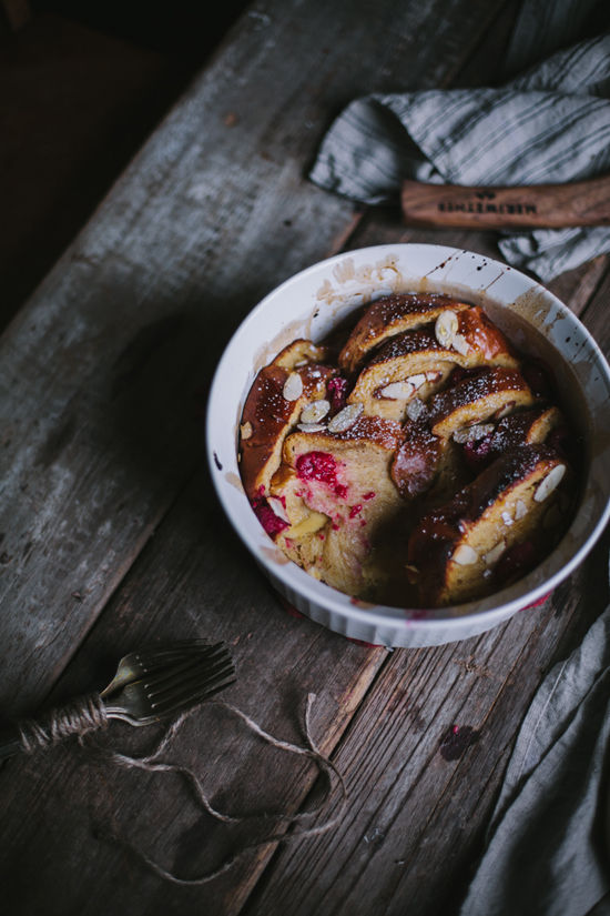 Raspberry Almond French Toast-6