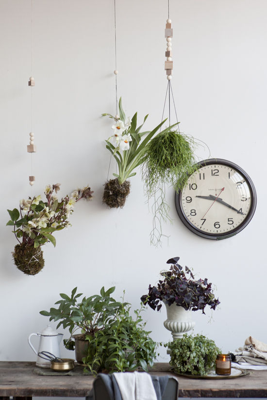 materials - Diy Hanging Planter