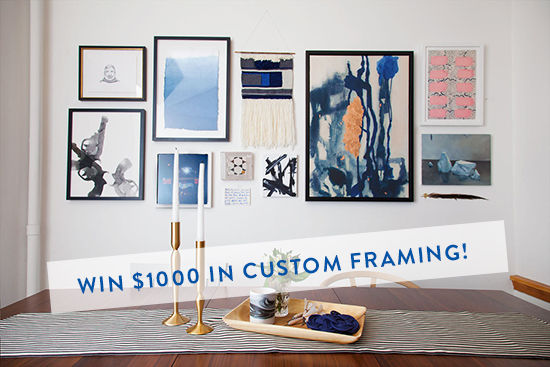 Simply Framed Giveaway