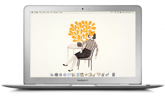 rachel levit desktop downloads / designlovefest