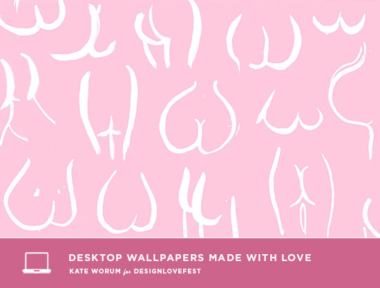 desktop downloads / kate worum for designlovefest