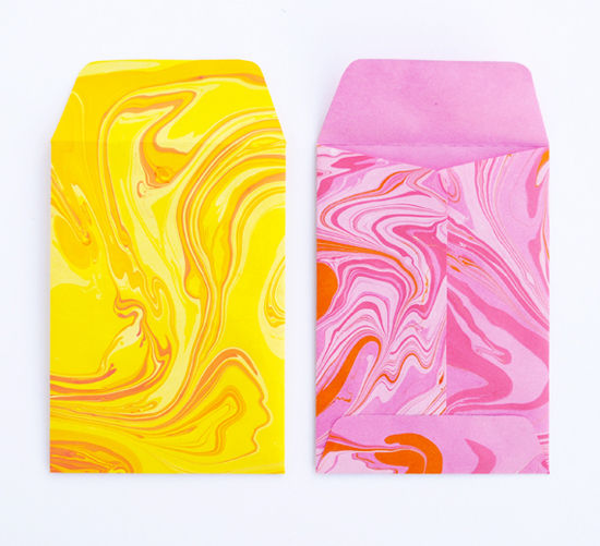 marbled-envelopes