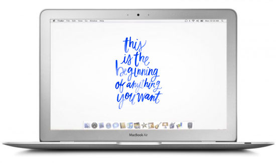 cute wallpaper for desktop with quotes