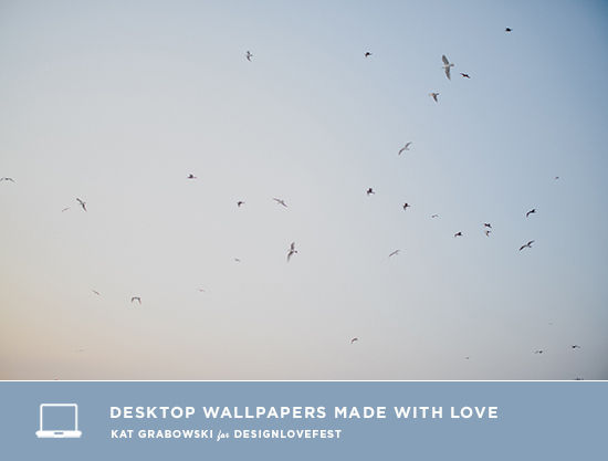 Kat Grabowski nature desktop downloads | designlovefest