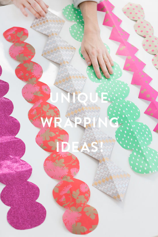 D e s i g n l o v e f e s t gift wrapping ideas Gift wrapping ideas
