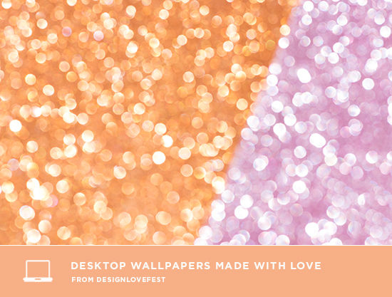 glitter desktop wallpaper downloads | designlovefest