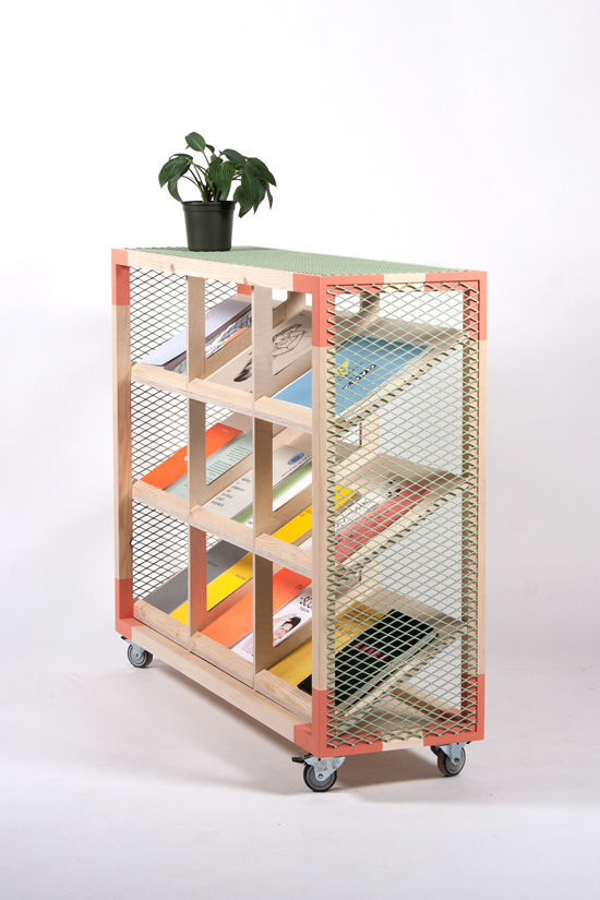 top 7 magazine racks | designlovefest