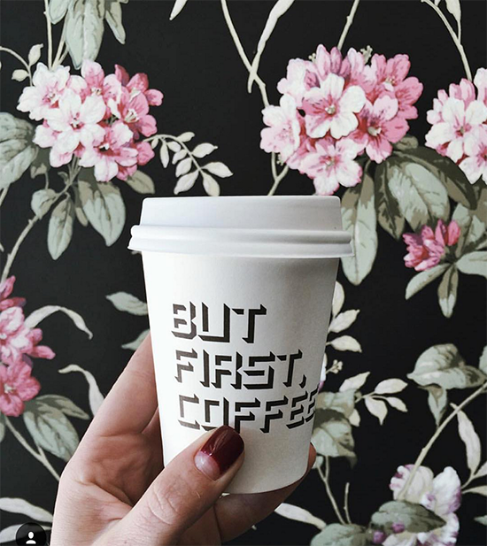 los angeles coffee | designlovefest