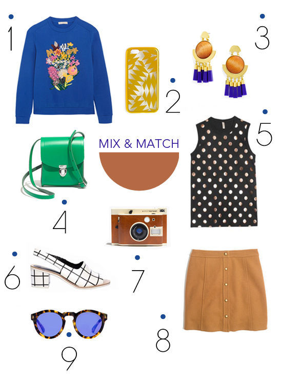 mix n match 70s | designlovefest