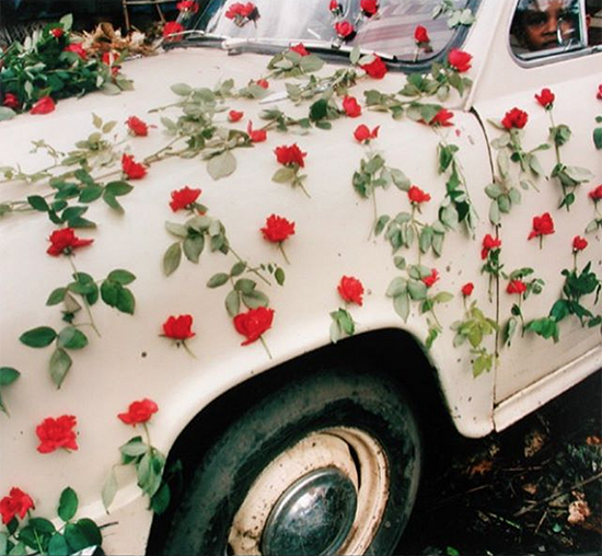 flower car | designlovefest