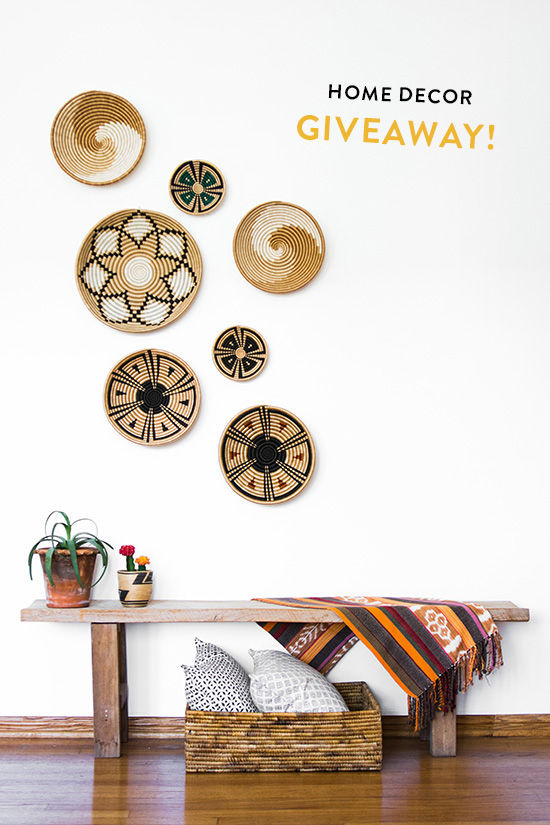 D E S I G N L O V E F E S T » Home Decor Giveaway!