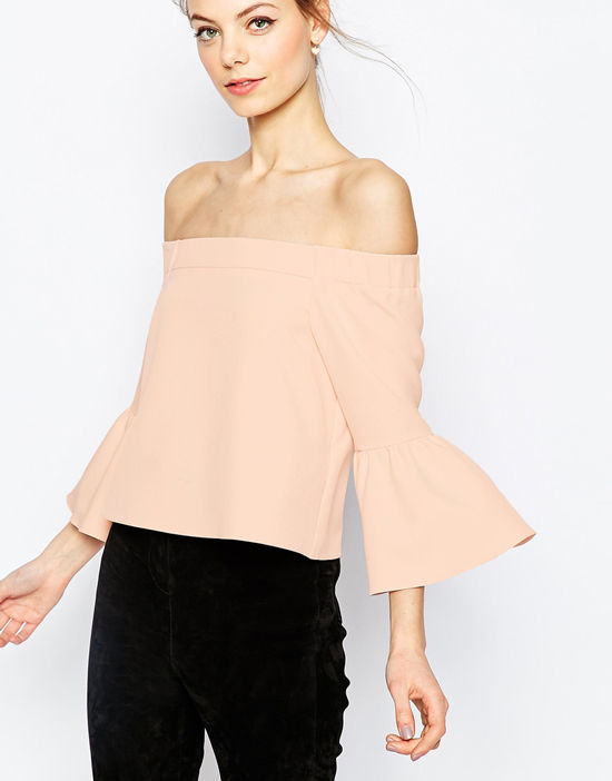 off the shoulder looks | designlovefest