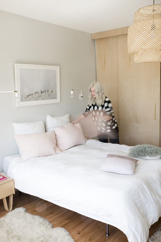 bedroom update | designlovefest