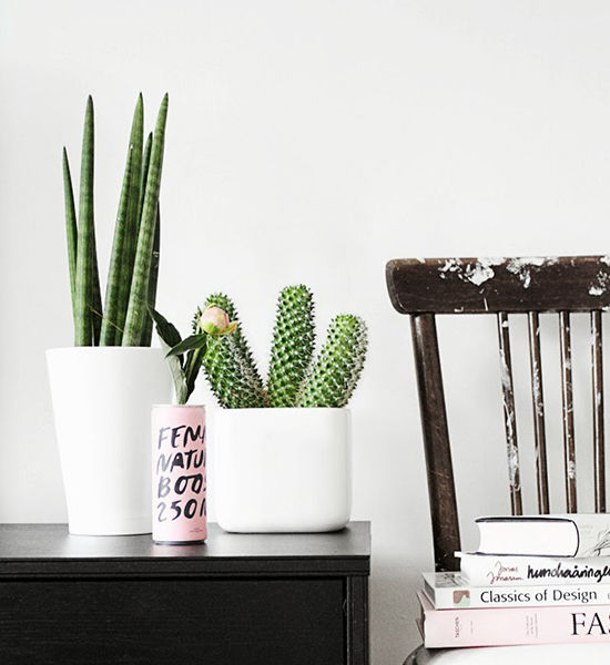 small planters | designlovefest