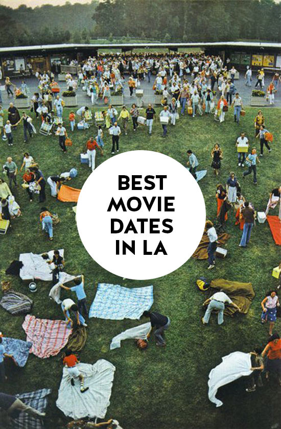 best movie dates in LA | designlovefest