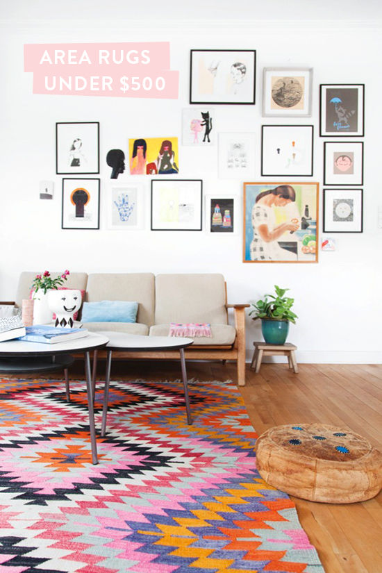 Area Rugs Under $500 | Designlovefest Part 61