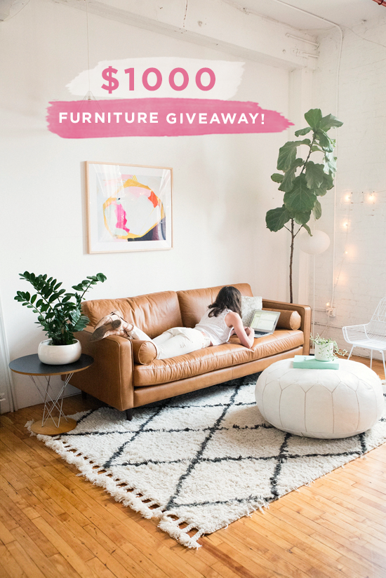 Article Furniture Giveaway | Designlovefest Part 75