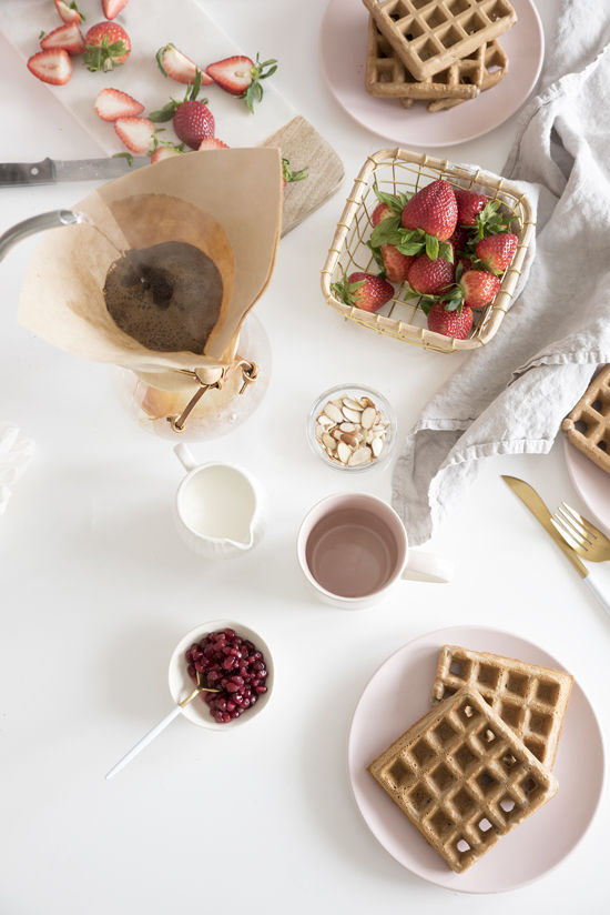 breakfast in bed | designlovefest