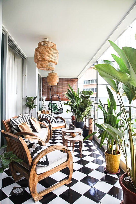 patio decorating ideas | designlovefest