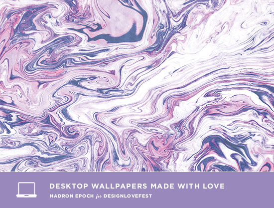 marble desktop wallpapers for dress your tech | designlovefest