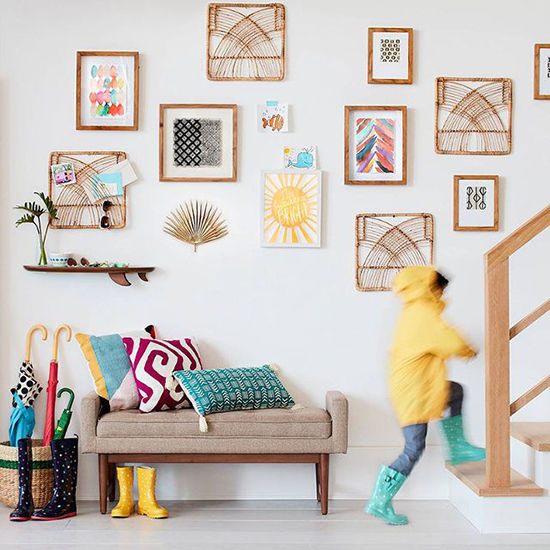 unique wall art | designlovefest