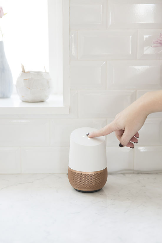 Google Home | designlovefest