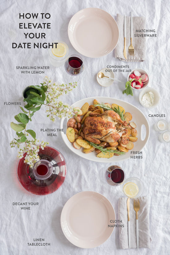ELEVATE YOUR DATE NIGHT | designlovefest