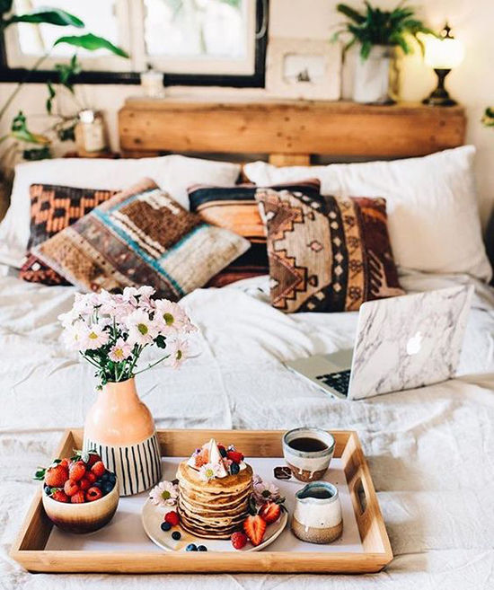 6 Ways To Turn Your House Into A Productive Home Environment: D E S I G N L O V E F E S T » WEEKEND AT HOME / 71