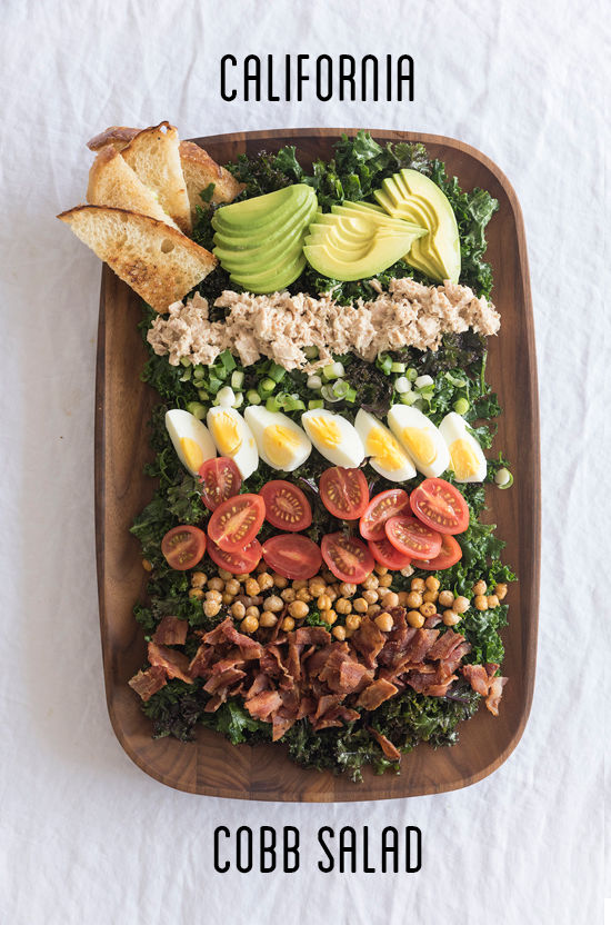 cobb salad | designlovefest
