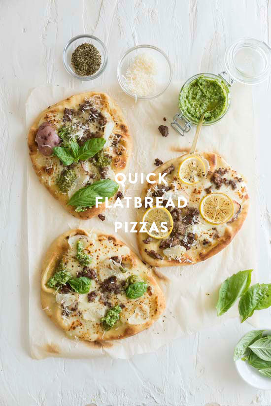flatbreads | designlovefest