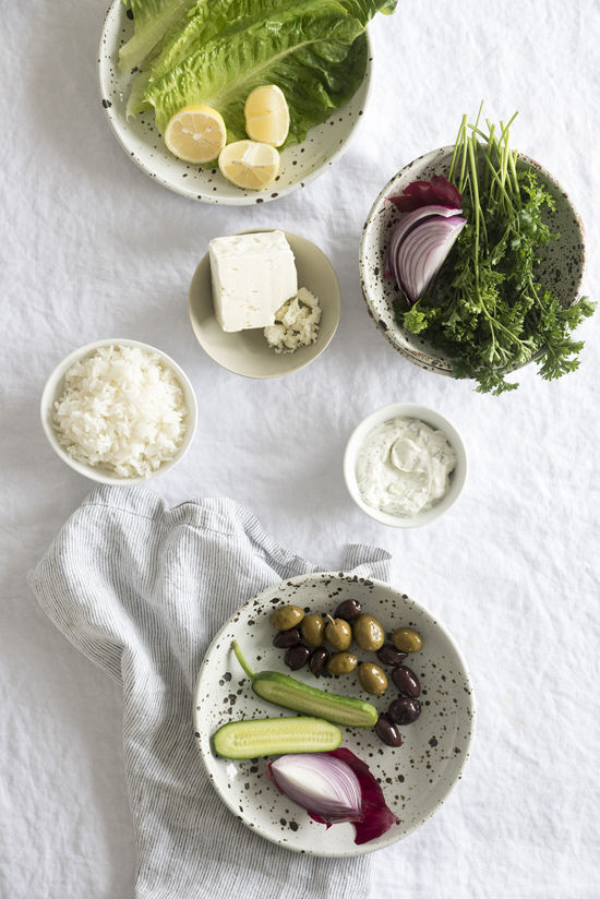 greek bowls | designlovefest