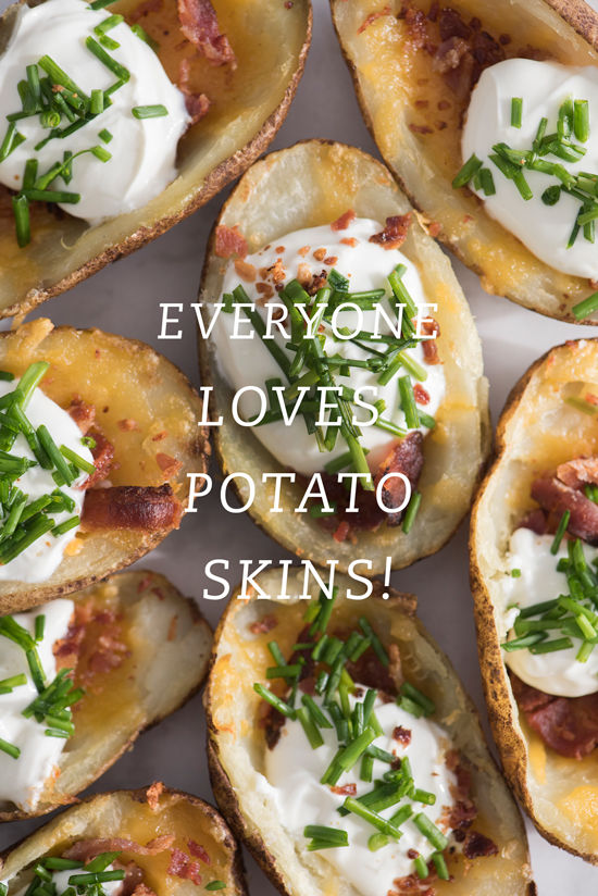 potato skins | designlovefest