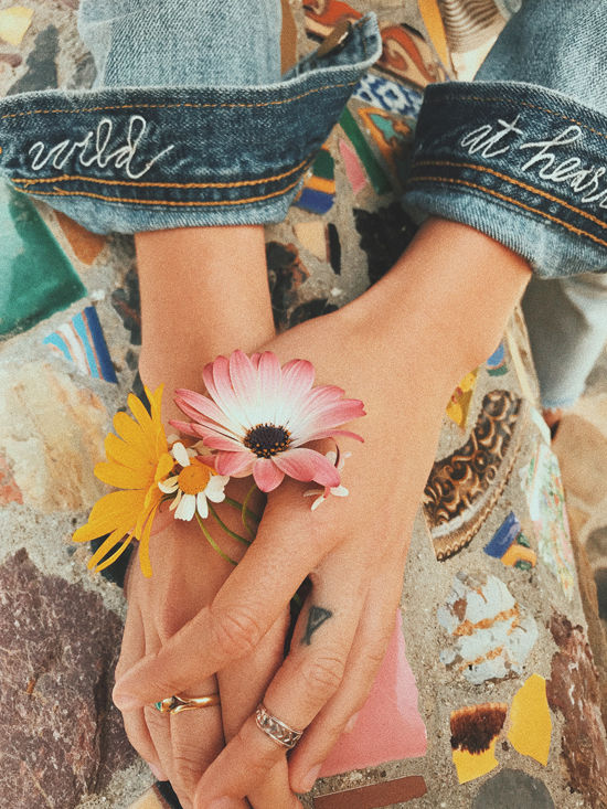 wild at heart x mumu | designlovefest