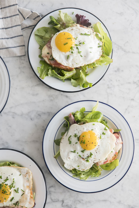 croque madame | designlovefest