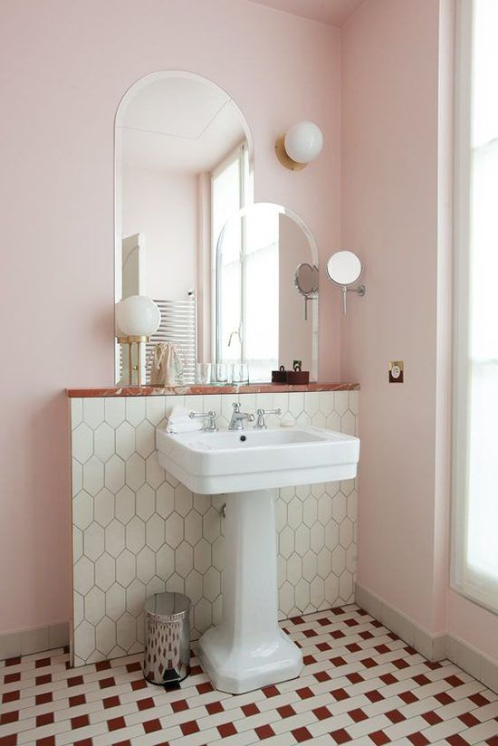 Calling All Pastel Lovers! I Recently Added Some Pretty Pastels To My  Bathroom, And The Light Hues Are Making Me So Happy. Pastels Like Pink And  Lilac Are ...