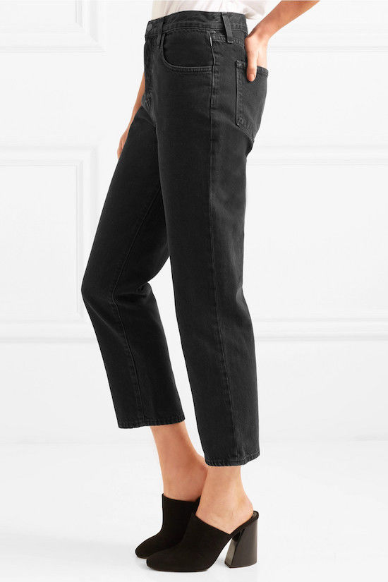 great black jeans | designlovefest
