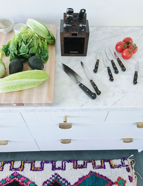 williams sonoma knife giveaway | designlovefest