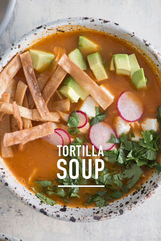 tortilla soup | designlovefest